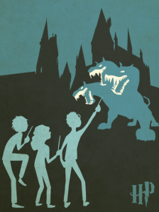 The Sorcerer's Stone (courtesy of http://cozicant.tumblr.com/)