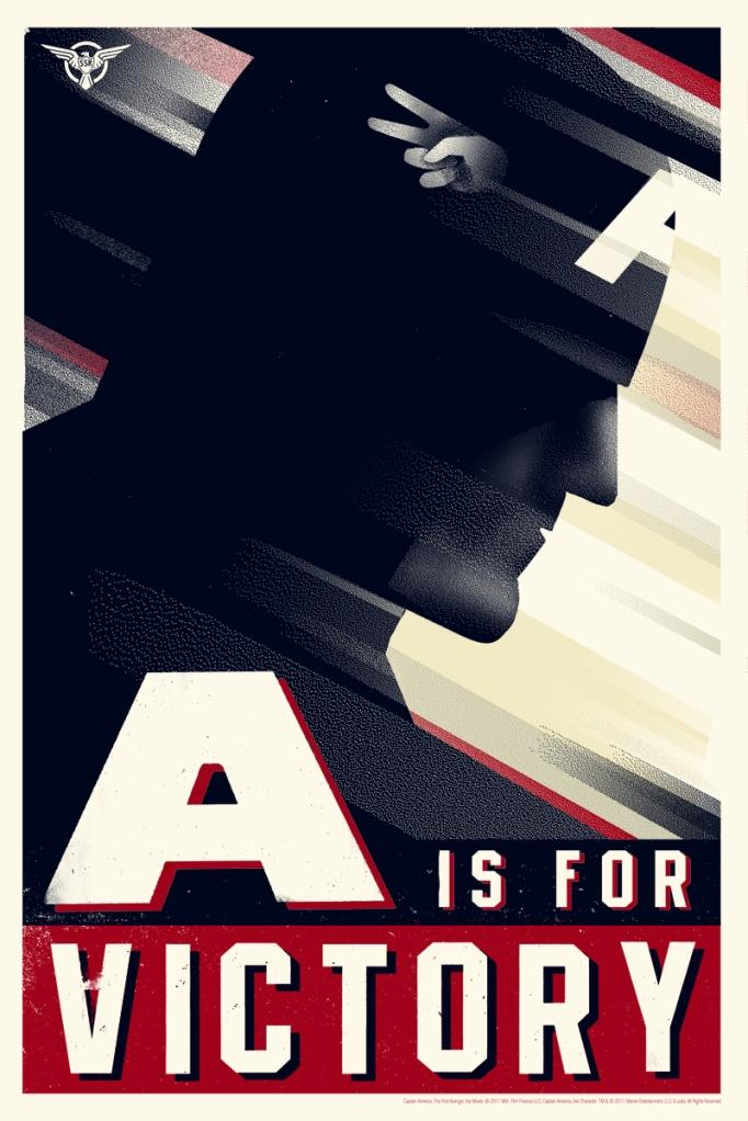 Captain America Mondo