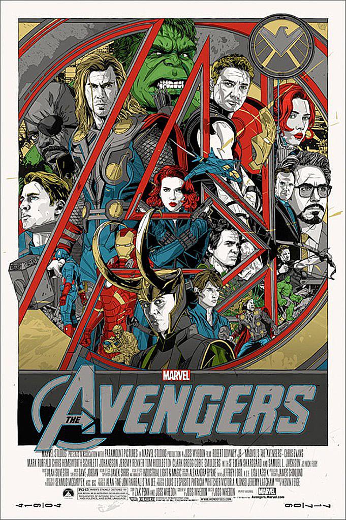 The Avengers Mondo