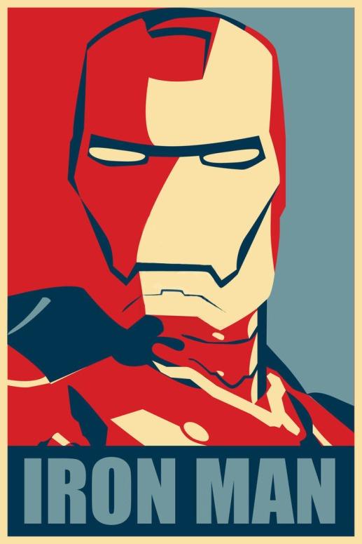 Iron Man Obama