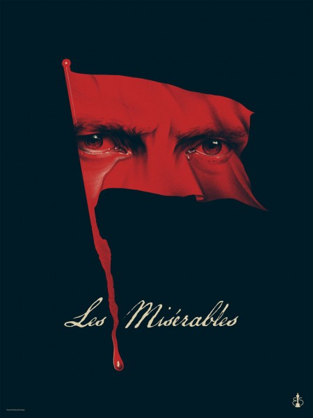 Oscars Posters - Les Miserables