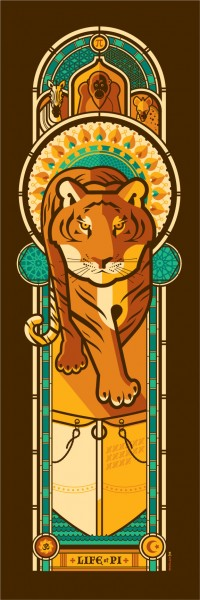 Oscars Posters - Life of Pi