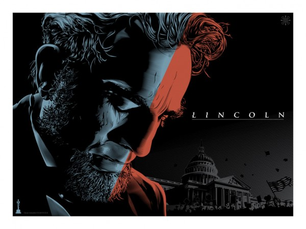 Oscars Posters - Lincoln